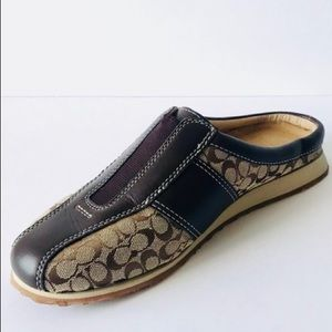 🦋Coach Slip on Mules Shoes🦋